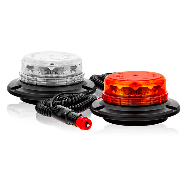 Kennleuchte Bagster ECE R65 Orange DIN Stecker von Raptors LED Technik®